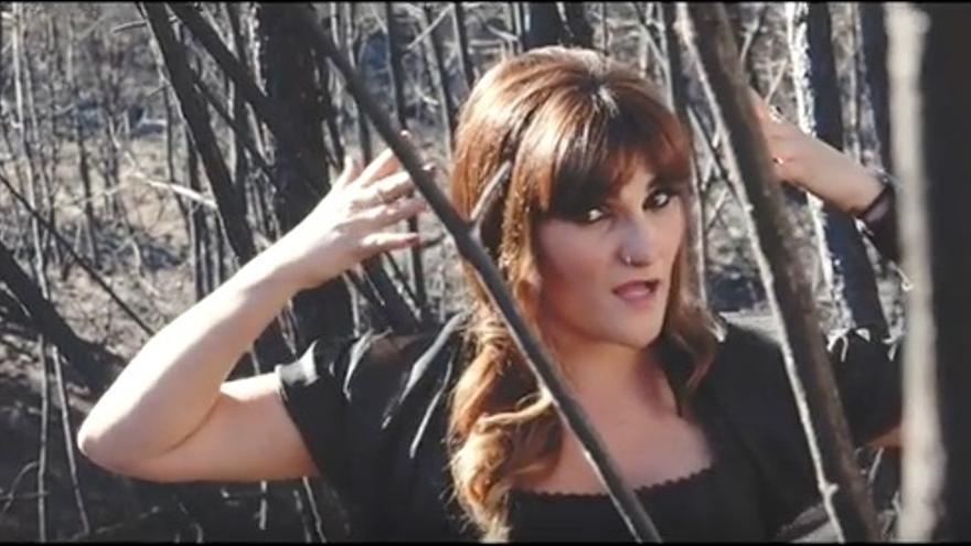 Rozalen en el videoclip