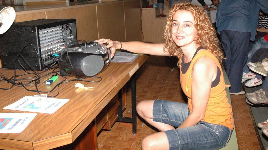 Isabel Vizcaíno, la maestra que cambió la concertada por la pública.