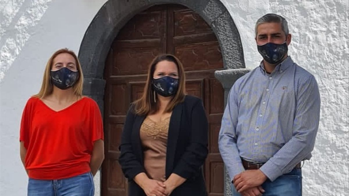 Grupo de Coalición Canaria en el Ayuntamiento de Breña Baja.