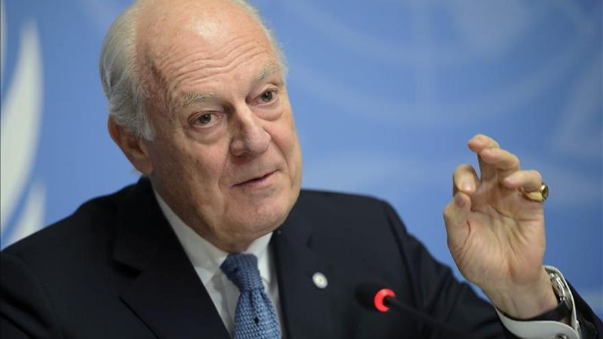 La ONU pone en marcha su tercer proceso diplomático para detener la guerra en Siria