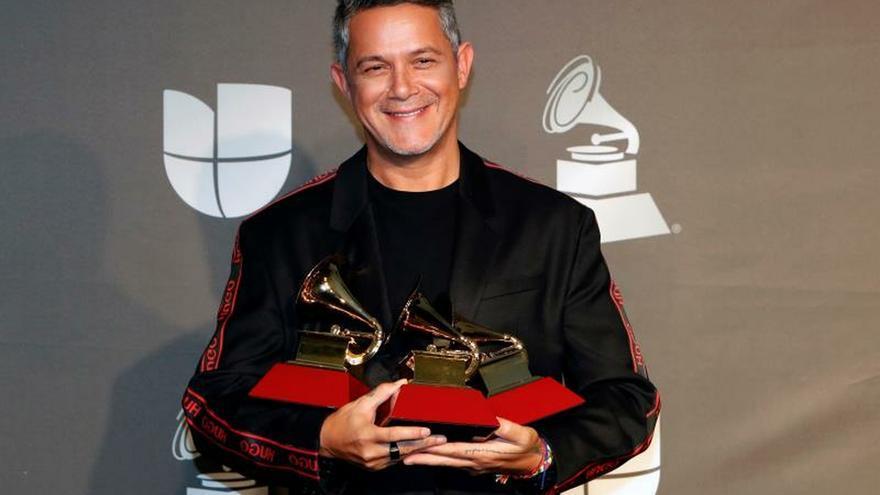 Rosalía, Alejandro Sanz y Marc Anthony, entre los ganadores latinos en Grammy