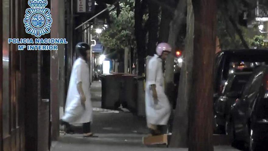 Detenidas seis personas integradas en una célula de Dáesh, cuatro en Palma de Mallorca