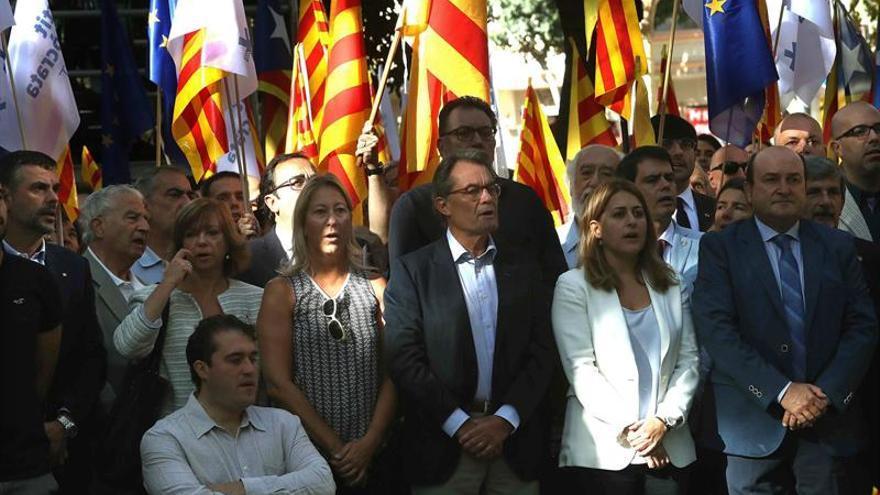 Artur Mas: Estamos en el sprint final ante un 1 de octubre que será un éxito