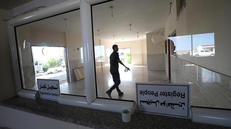 Hamás finaliza el traspaso del control de las fronteras de Gaza a la ANP