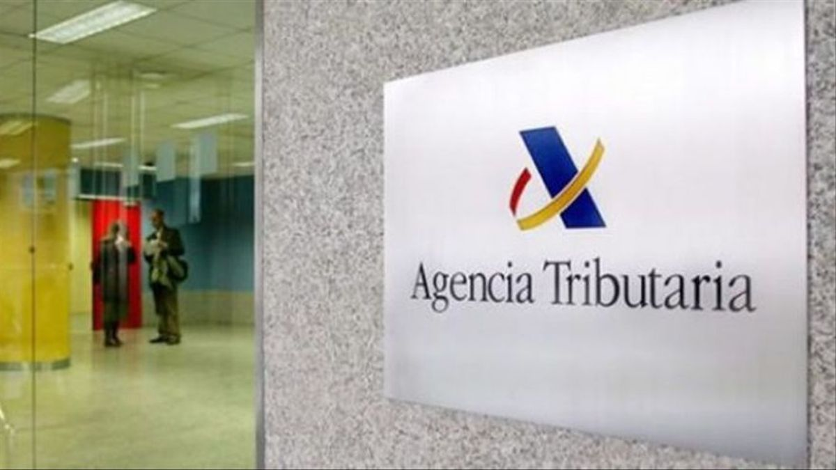 Una oficina de la Agencia Tributaria
