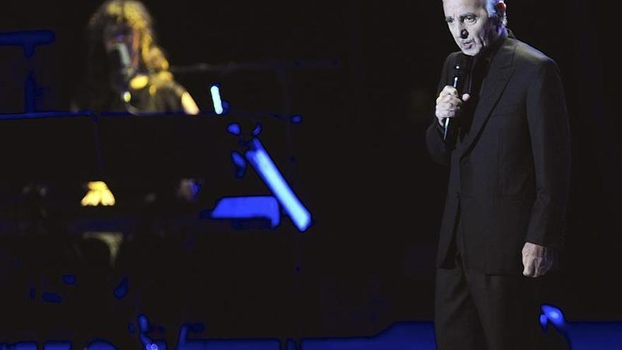 Aznavour: el arte de interpretar canciones