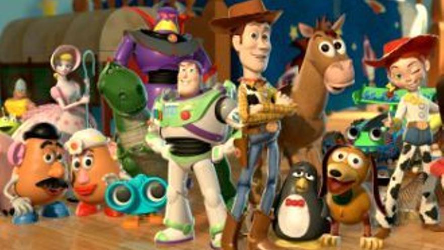 'Toy Story 2' bate a la infalible 'La Proposición'