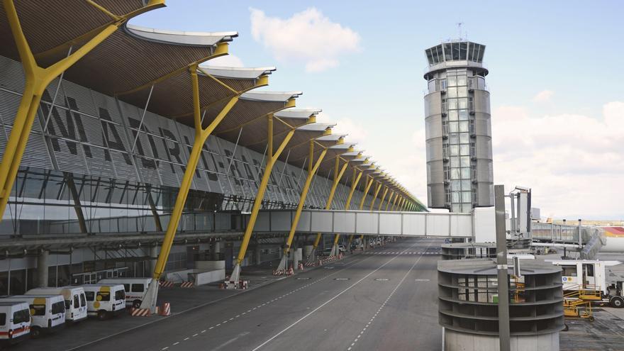 Aeropuerto de Madrid Barajas - Adolfo Suárez | AENA