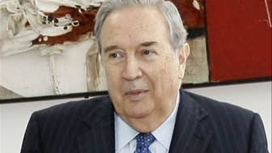 Jerónimo Saavedra. (ACFI PRESS)