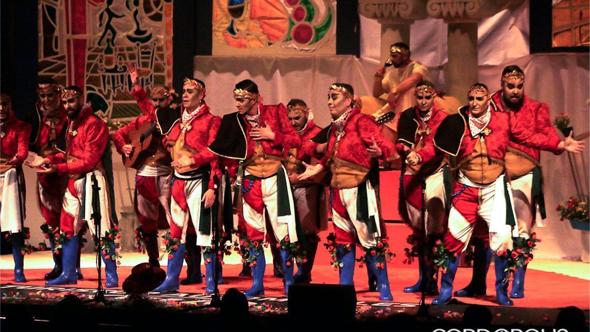 Carnaval de Córdoba en una edición anterior