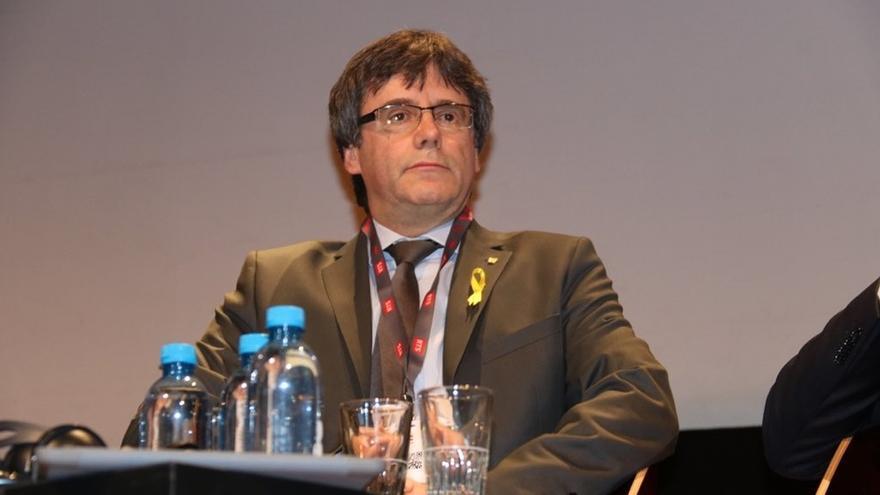 Puigdemont reunirá al grupo de JxCat este miércoles en Berlín