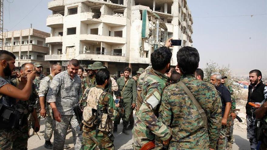 Los combatientes del EI asesinan a 19 civiles en el noreste de Siria
