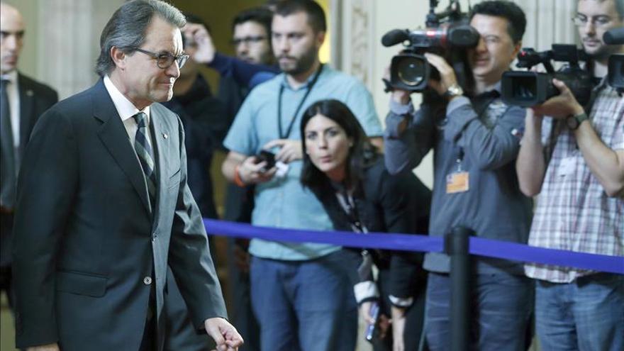 """Mas denuncia el pago a confidentes con fondos del Estado para montar """"mentiras"""""""