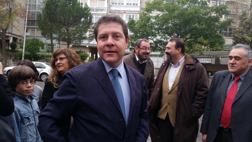 """García-Page asegura que Monago """"no ha dado ninguna explicación convincente"""" por sus viajes a Canarias"""