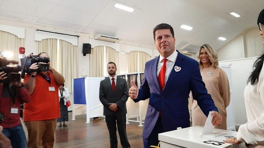 Fabian Picardo vuelve a ganar las elecciones de Gibraltar y afronta su tercer mandato