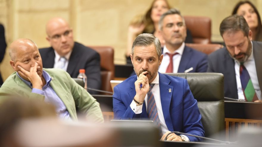 """PSOE-A afea """"falta de rigor"""" en el primer Presupuesto de PP-A y Cs, que Vox apoya y Adelante ve """"continuista"""""""