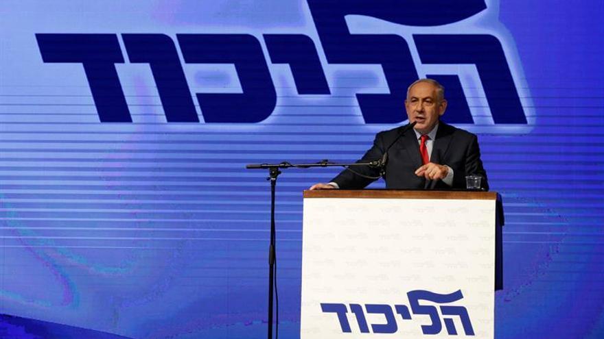 El Likud de Netanyahu perdería apoyo en unas nuevas elecciones, según sondeo