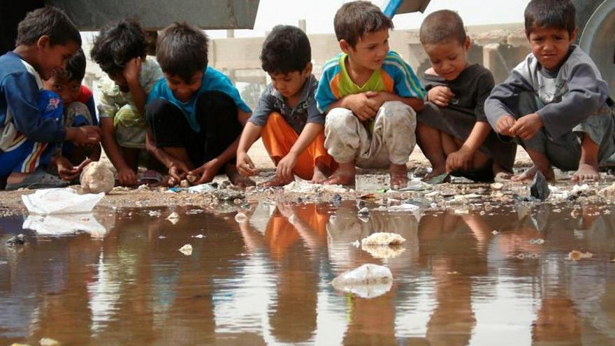 Más de cinco millones de niños necesitan ayuda urgente en Irak, según Unicef