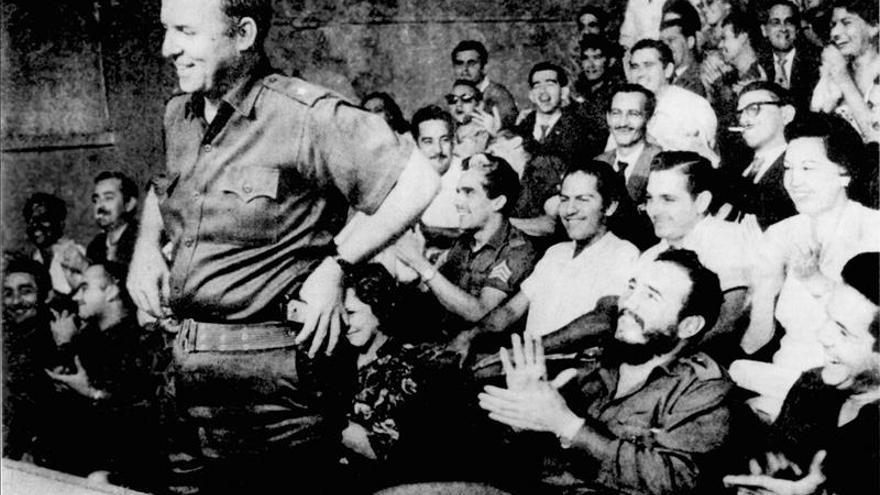 Un documental desvela al comandante americano que peleó con y contra Fidel Castro