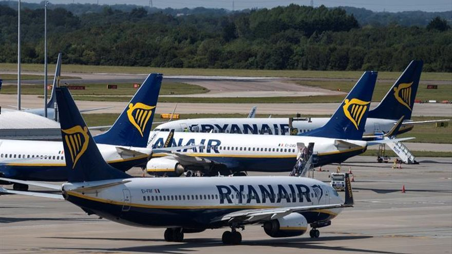 Ryanair cobra 3,5 millones de fondos públicos al año por volar a Girona