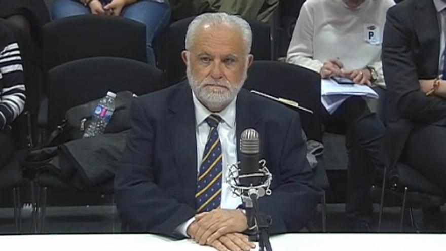 Juan Cotino declara como testigo de Gürtel en la Audiencia Nacional
