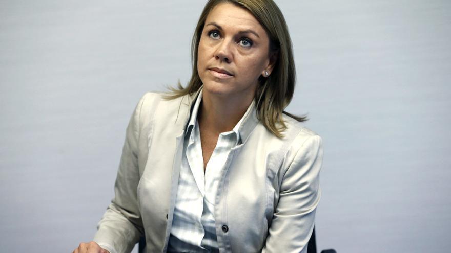 Los funcionarios piden a Cospedal que se detengan los recortes