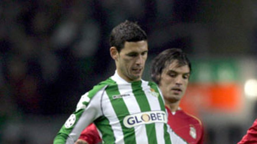Melli, objetivo del CD Tenerife para reforzar su defensa.