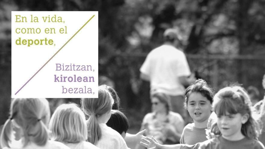 El Gobierno de Navarra presenta el Plan de Acción de Valores del Deporte