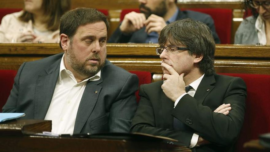 Moody's coloca la deuda a largo plazo de Cataluña en revisión a la baja