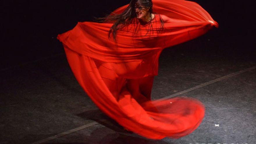 Espectáculo de María Pagés en el Gran Teatro | TONI BLANCO