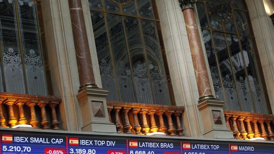 Las empresas del Ibex aumentaron su beneficio en 2013