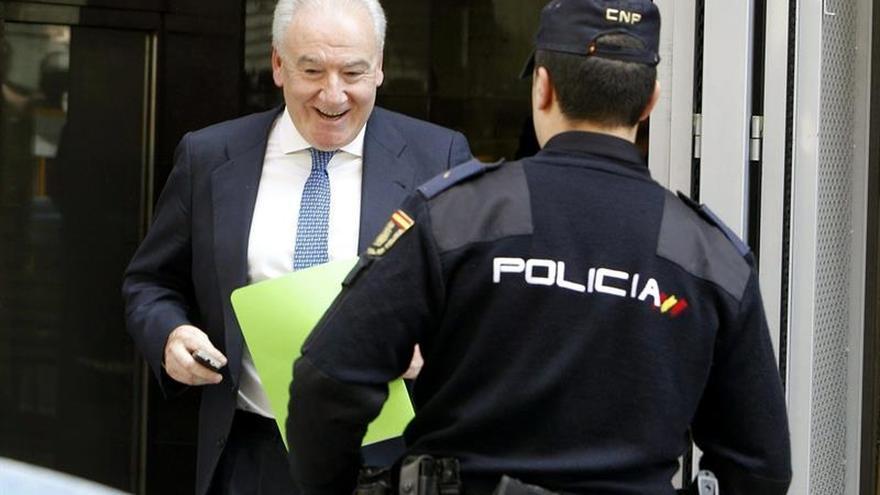 La Fundación ACS tendrá presupuesto récord tras fichar al hermano de Mayor Oreja, procesado por la Fórmula 1