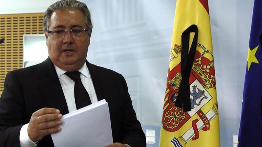 Interior informa a los partidos de la situación tras los atentados de Cataluña