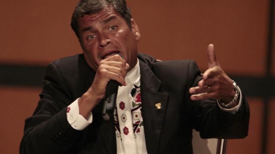 El presidente ecuatoriano dice que no hay grandes desacuerdos en el diálogo con la UE