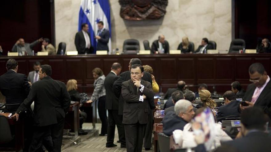 El Parlamento hondureño elige a los cuatro magistrados que faltaban para los 15 del Supremo