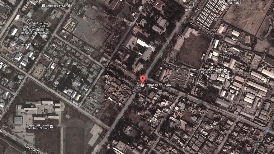 El Gobierno destina más de 176.000 euros a reforzar la seguridad de la Embajada de Kabul, víctima de un atentado en 2015