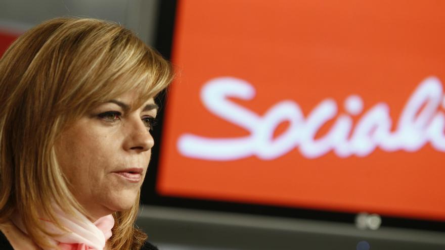 Valenciano dice a los críticos del PSC que en democracia rige la mayoría y que estar en un partido no es obligatorio