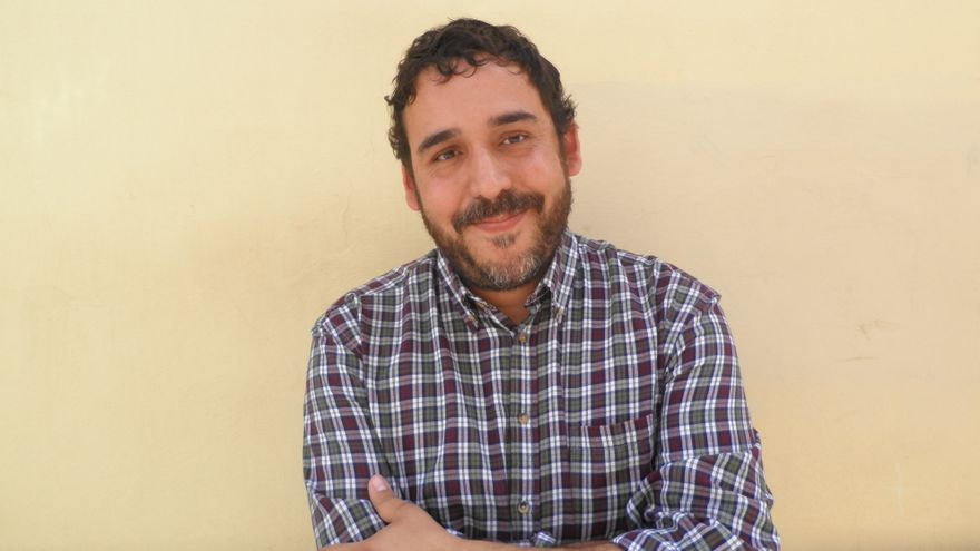 El concejal de Unid@s se puede en La Laguna, Rubens Ascanio.