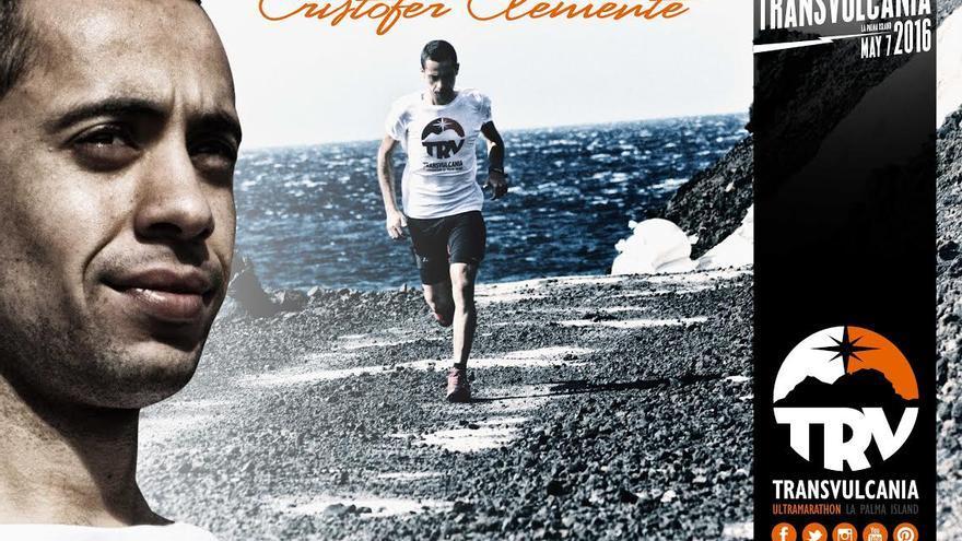 Cristofer Clemente, uno de los corredores canarios de mayor proyección internacional, ha aceptado ejercer como embajador de Transvulcania durante la temporada 2016.
