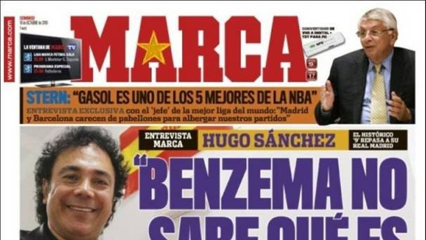 De las portadas del día (10/10/2010) #14