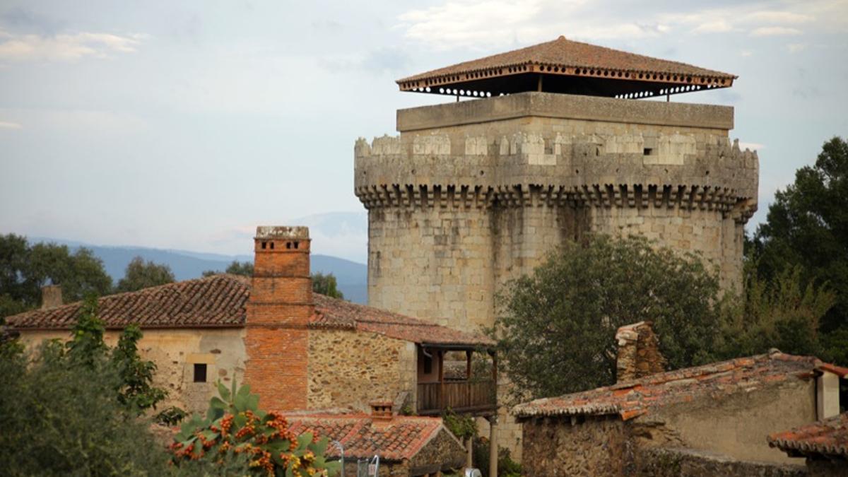 Granadilla es una antigua villa cacereña de aspecto medieval que fue declarado Conjunto Histórico-Artístico en 1980