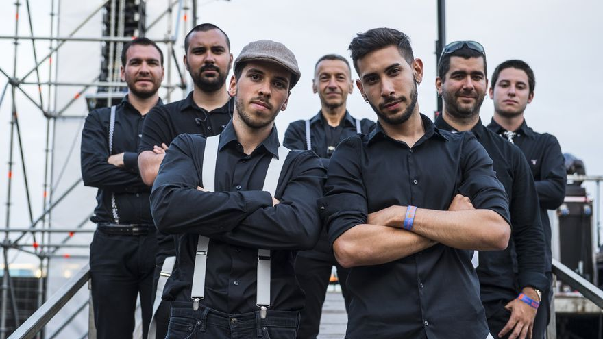 El grupo cántabro Maneras de Vivir actuará en el Open Day.   EL REY LAGARTÓN