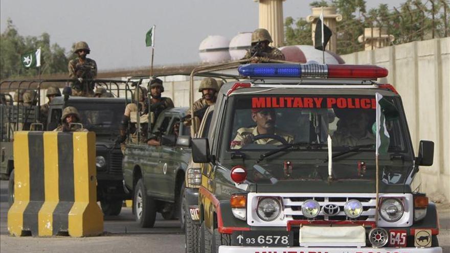 Al menos seis muertos y tres heridos en el bombardeo de un dron en Pakistán