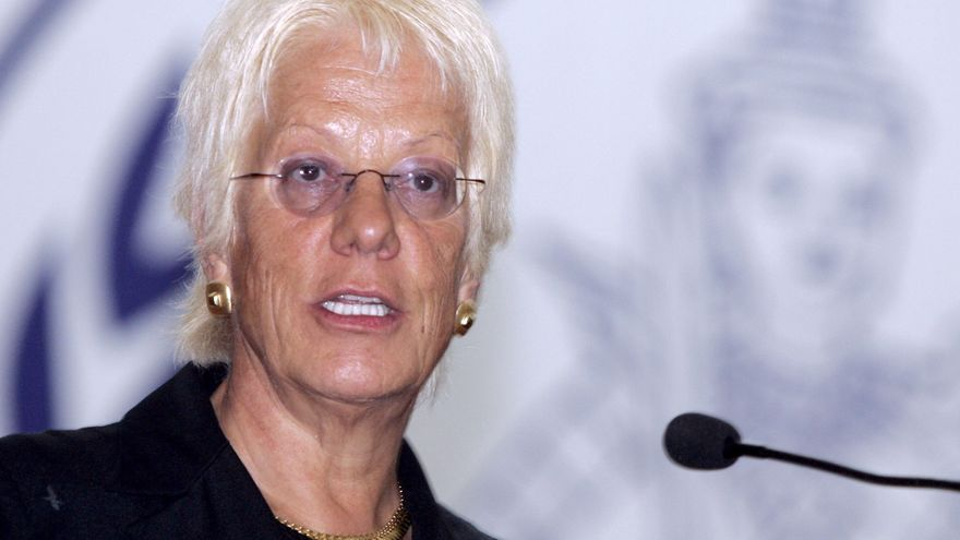 Suiza propone a Carla del Ponte para la comisión de la ONU sobre Siria