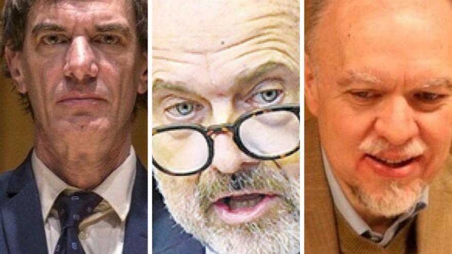 Lopérfido, Amadeo, Fernández Díaz. Contra el progresismo.