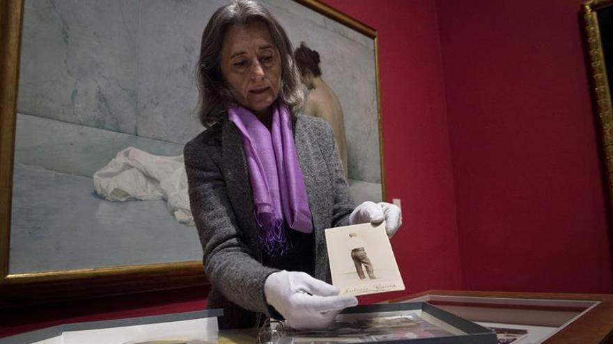 La web del Museo Sorolla acerca la vida del pintor a través de la fotografía