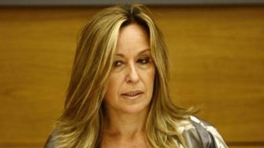 Trinidad Jiménez desmiente que su candidatura a Madrid
