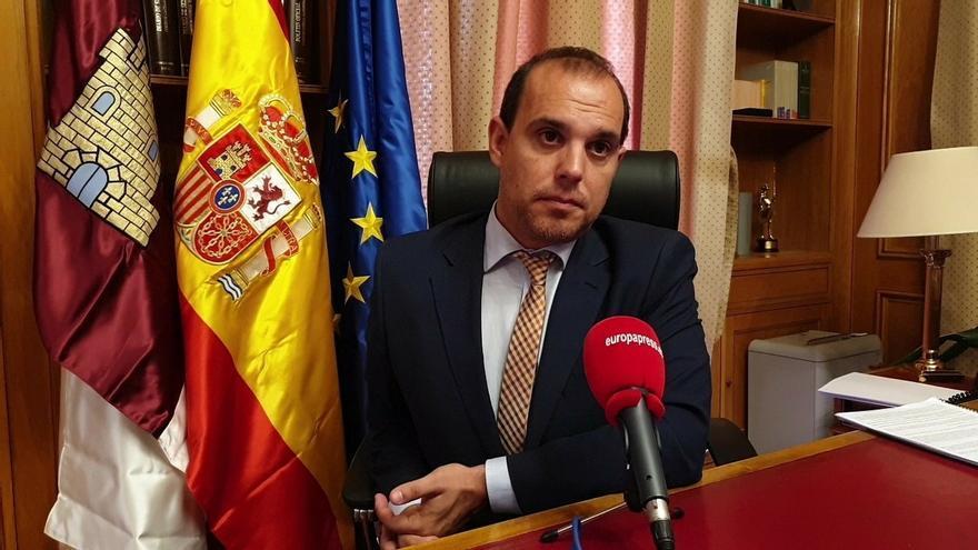 """Bellido pide evitar el debate del relevo de Page aunque vería """"coherente"""" que quiera revalidar su cargo"""
