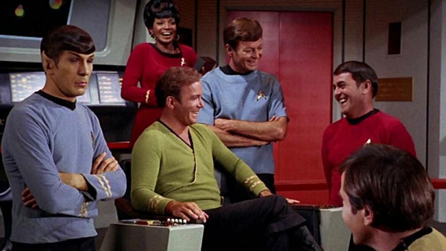 'Star Trek: la serie original' se estrenó el 8 de septiembre de 1966