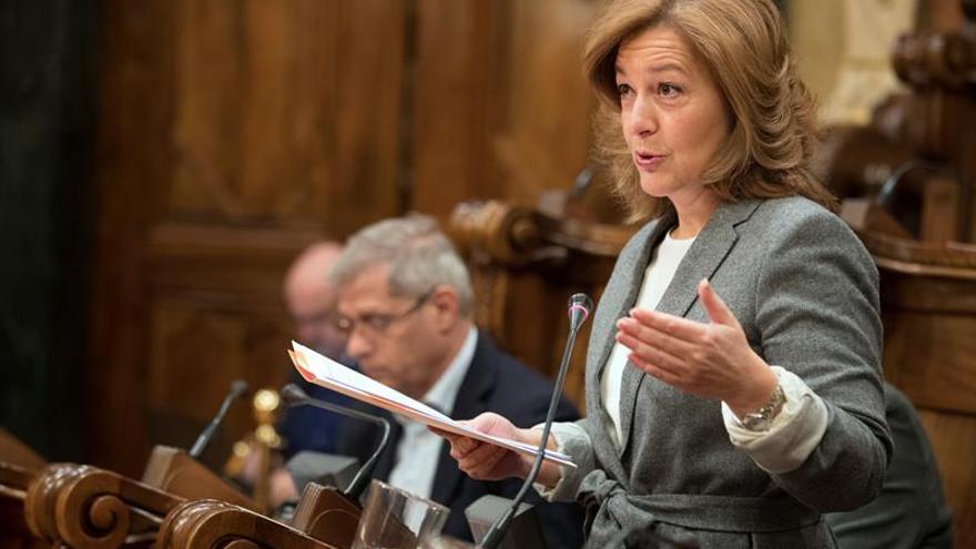 La Universidad de Vic niega que concejala de Cs en Barcelona hiciera un máster